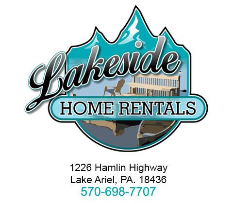 Lakeside Home Rentals Header
