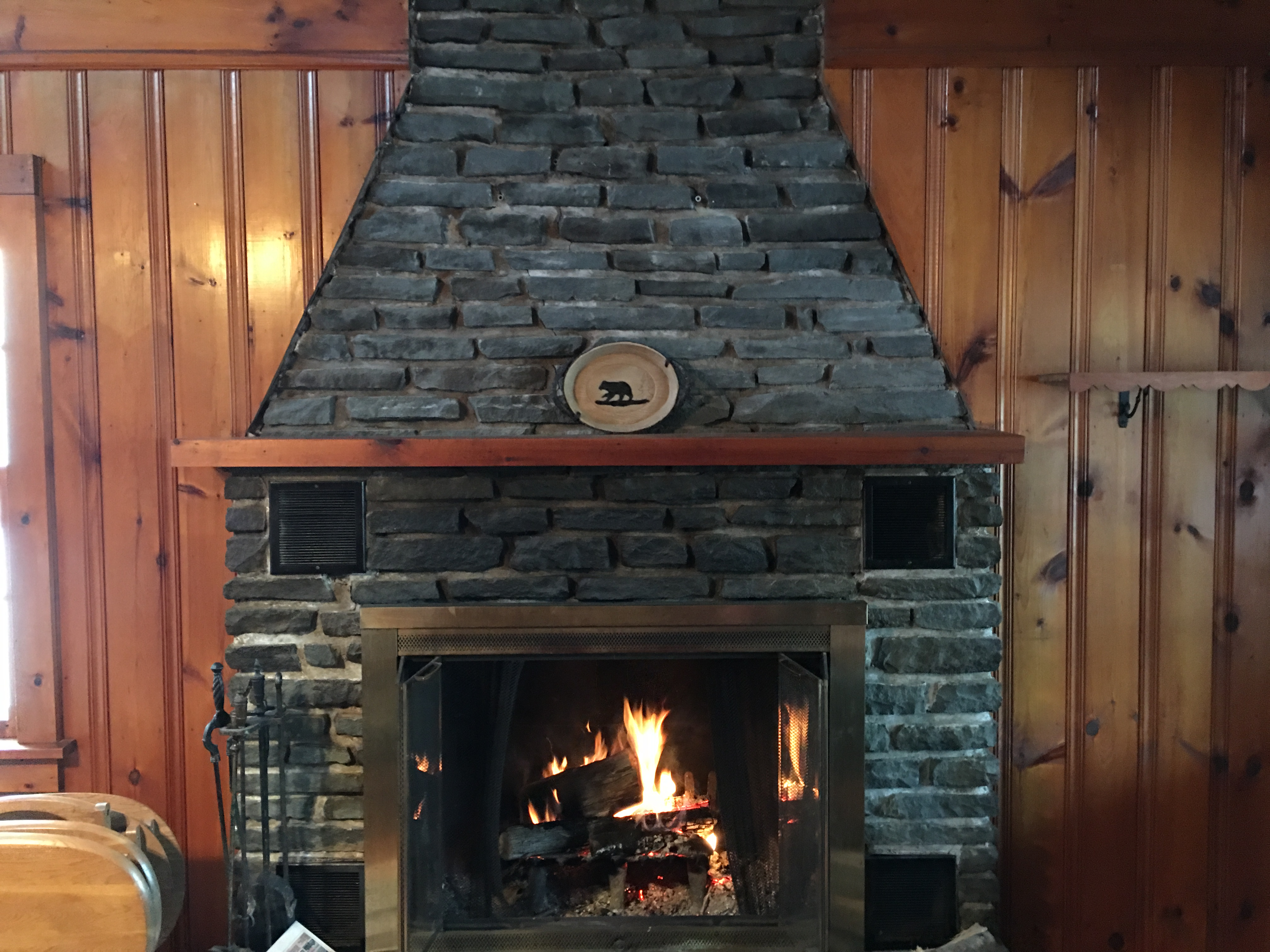Fireplace New